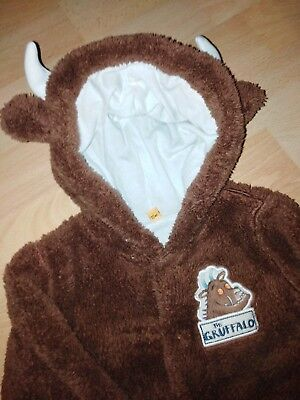 Gorgeous Gruffalo Snowsuit Baby Boy Girl Unisex 0-3months Baby wearing