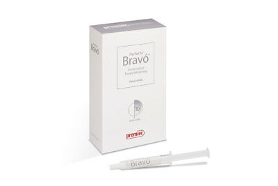 Premier Dental 4000091 Perfecta Bravo At Home Tooth Whitening Touch-Up Kit 9%
