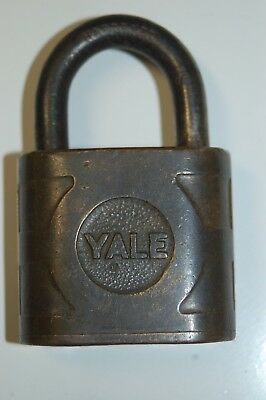 Vintage Yale & Towne Mfg Co. Lock