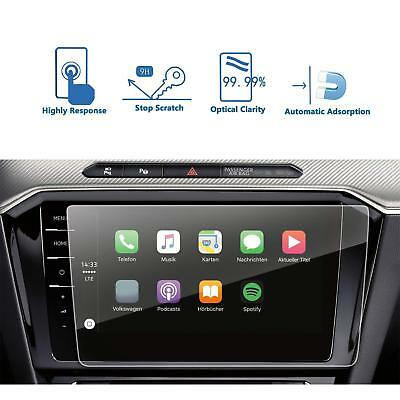 RUIYA 2018 Volkswagen VW Arteon Car Navigation Screen Protector Tempered Glass