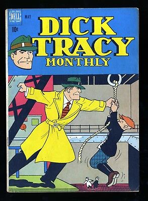 Dick Tracy Monthly #5 FN- 5.5