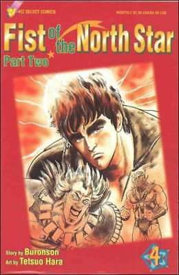 Fist of the North Star: Part 2 #4 in Near Mint condition. Viz comics