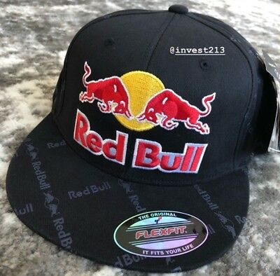 73b2e297ab8 RED BULL Athlete Only Hat - Small-Med Sale!!! Navy - Rare - 2018 ...