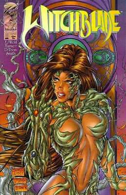Witchblade (1995 series) #8 in Near Mint + condition. Image comics