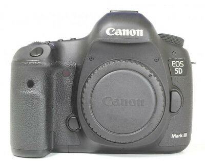 Canon EOS 5D Mark III Digital SLR Camera - Black (Body Only)