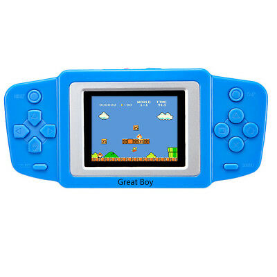 Great Boy Retro Handheld Game Console Gaming Player Gift for Kids 268 Games
