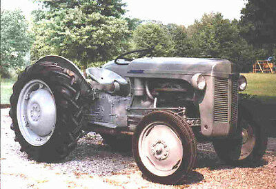 FERGUSON TO 20 Tractor Shop Manual 1948 1949 1950 1951 TO20