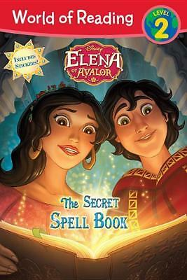 Elena of Avalor the Secret Spell Book | Disney Book Group | 2017 | englisch