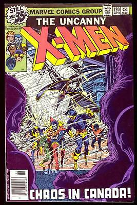 Uncanny X-Men #120 1St Cameo Appearance Alpha Flight
