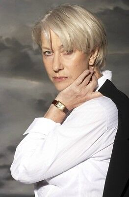 Helen Mirren Posing With Jacket On Shoulder 8x10 Quality Photo Print