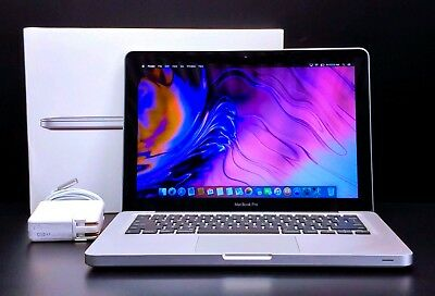 "ULTIMATE Apple MacBook Pro 13"" Pre-Retina / 3.6GHz Core i7 / 8GB RAM / 1TB HDD!"