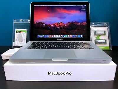 "APPLE MacBook Pro 13"" Pre-Retina / 3.1GHz Core i5 / 8GB RAM / 1TB HD / OSX 2019"