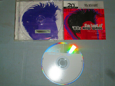 80's New Wave - The Best Of (Cd, Compact Disc) Complete Tested