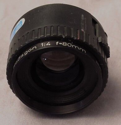 Rodenstock 80mm f/4 Rodagon -  excellent condition ($490.00 NEW)