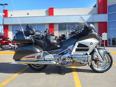 2013 Honda Gold Wing  2013 Honda GL1800 Gold Wing with Accessories