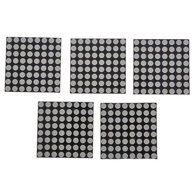2X(16p 8 * 8 bright red LED anode anode dot matrix module spacing 3.75MM 38 J4F7