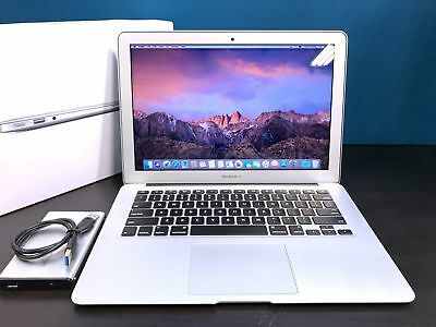 "APPLE MACBOOK AIR 13"" / 3.3GHz CORE i7 / 8GB RAM / FAST 512GB+ SSD / OS-2017"