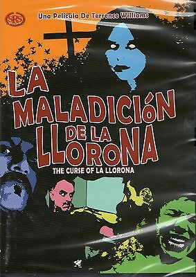 The Curse of La Llorona DVD Sub Rosa Terrence Williams