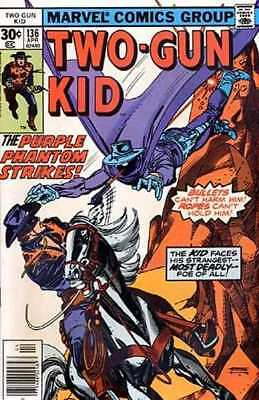 Two-Gun Kid #136 in Very Good condition. Marvel comics