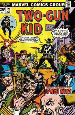 Two-Gun Kid #129 in Very Good condition. Marvel comics