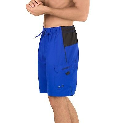 9b88fcd831 SPEEDO MENS MARINA Volley Swim Trunks Cargo size XXL NEW - $23.74 ...