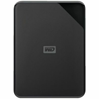 WD Elements SE 1TB USB3.0 Portable Hard Drive