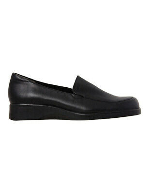 NEW Supersoft by Diana Ferrari Nature Black Loafer