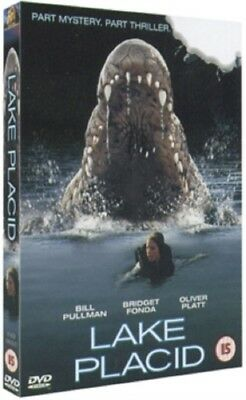 Lake Placid (Bill Pullman, Bridget Fonda, Oliver Platt) New Region 4 DVD