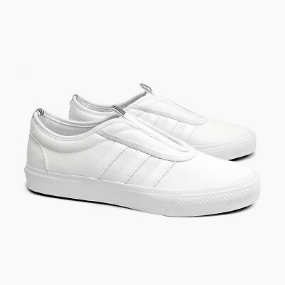 low cost 0d2c9 8e5f8 Adidas SKATEBOARDING ADI-EASE KUNG FU White Fashion Sneakers,Shoes BB8497
