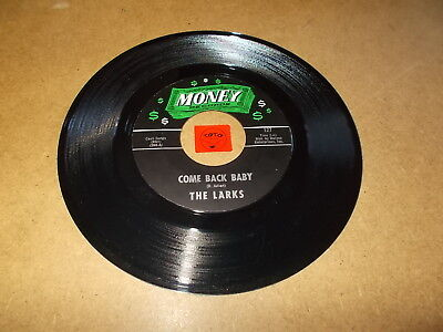 The Larks - Come Back Baby - The Skate  - Listen - Northern Soul  Popcorn