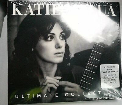 Katie Melua - Ultimate Collection 2 Cd ( 2018) Brand New With Free Postage