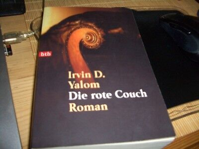 Irvin D.Yalom : Die rote Couch