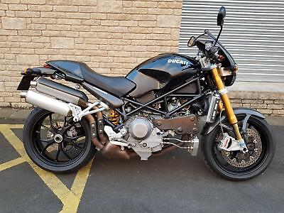 Ducati S4 RS only 2864 miles