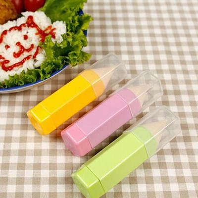3Pcs Home Kitchen Cake Biscuit Cookie Pastry Baking Drawing Pen Decor Supplies J