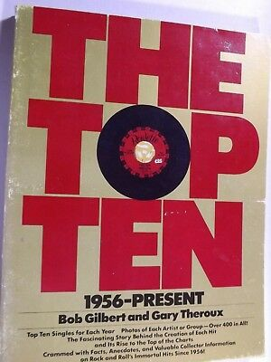 The Top Ten 1956-Present (1981)-Gilbert and Theroux with essays & charts