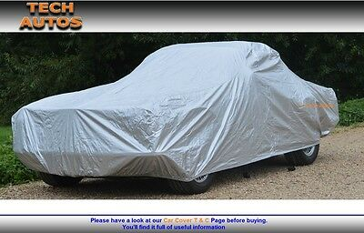 Lightweight Car Cover Water Resistant Mystere MG Midget & Healey Sprite 2 Onward