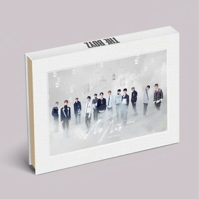 The Boyz[The Only]3rd Mini Album No Air CD+Booklet+Card+Film+etc+Tracking