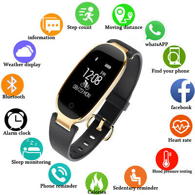 Waterproof S3 Watch Smart Ladies Bluetooth Smart Watch Watch for Android ios