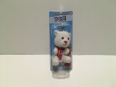 Pez Petz Arctic Babies Candy Dispenser & Clip Polar Bear  2006 New Sealed