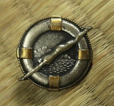 Long-Distance Swimming Badge / Japanese / Vintage