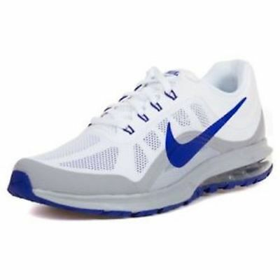 4005f9186e5 Nike Air Max Dynasty 2 Mens Running Shoes White Blue Gray 852430 104 all  sizes