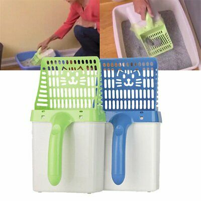 NEW Neater Litter Genie Scooper Cat Litter Sifter Scoop System Litter Scooper HE