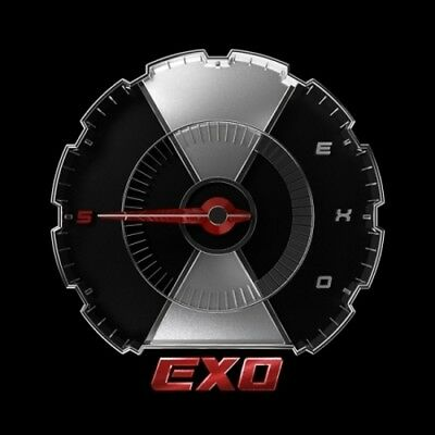 EXO[Don't Mess Up My Tempo]5th Album Vivace CD+Poster+Book+etc+Gift+Tracking