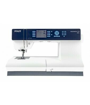 Pfaff Expression 3.5 Machine for Sewing Sartorial Machines for Sew On
