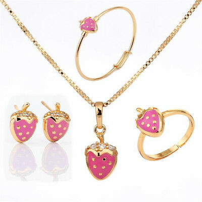 Sweet Baby, Kids,Girls' Attractive 6pcs Jewellery Set for Special Occasions.