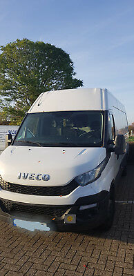 Iveco Daily, lang/hoch, 3,5t, Bj. 2015