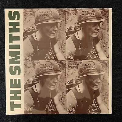 Lp The Smiths - Meat Is Murder (1985/2012 Remaster)  Sealed Mint Morrissey Marr