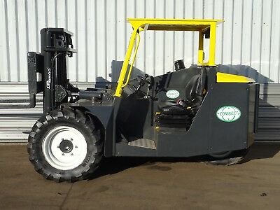 COMBILIFT RT. 3150mm LIFT. USED DIESEL FORKLIFT TRUCK. (#2129)