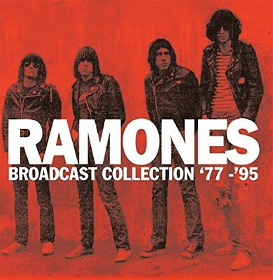 Ramones-The Broadcast Collection 1977-95- New 9 Cd Box Set