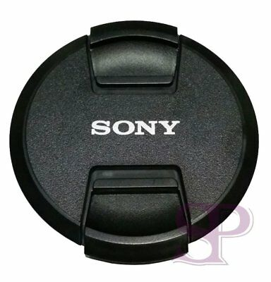 1PCS NEW 55mm Snap-On Front Lens Cap Cover for SONY Alpha NEX Camera csp